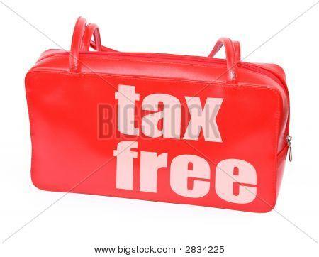 Handbag With Tax Free