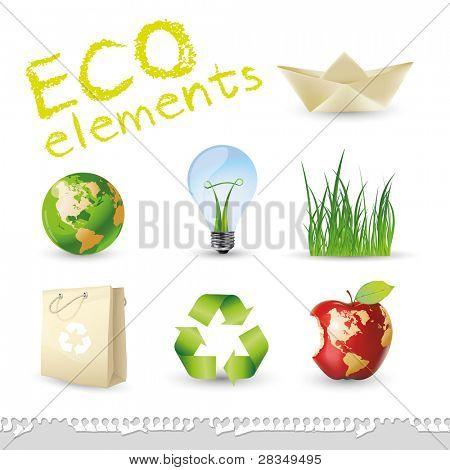 Eco 3d elements