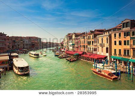 Grand Canale In Venice