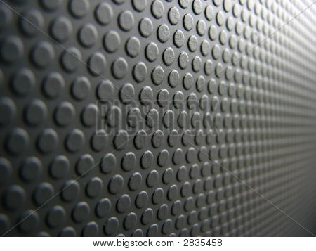 Gray Linear Pattern Of Circles