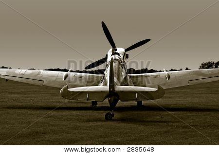 Vintage Warplane
