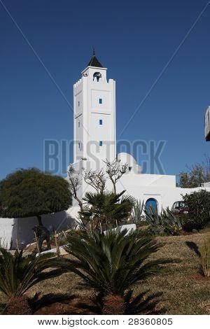 Tunisia-Sidi Bou Said mosque