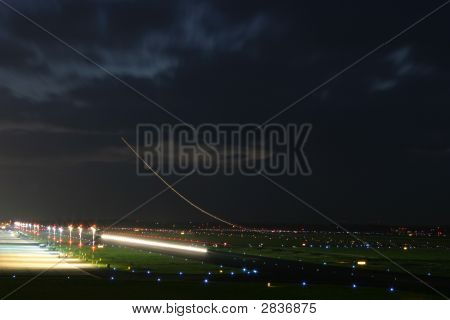 Night Take Off
