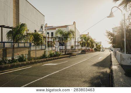A Street In Puerto De