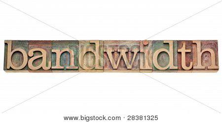 Bandwidth - Internet Concept