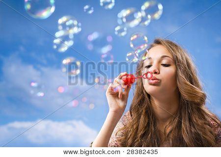 Bubble Life.