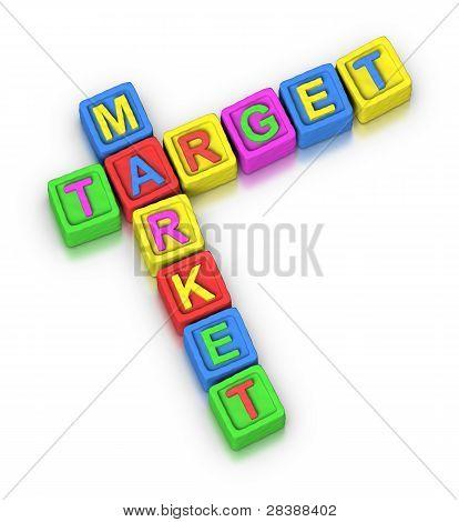 Crossword Puzzle : Target Market