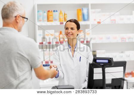 medicine pharmaceutics healthcare and people