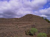 pic of thor  - The Pyramids of Guimar - JPG