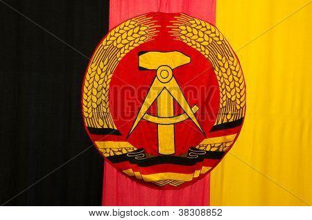 Ddr Gdr Flag