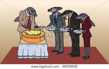 Haie-Kuchen.