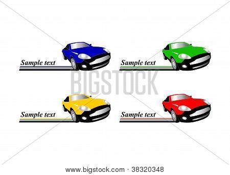 Car racing auto