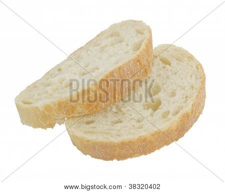 Two Pieces Of Bread