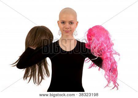 Bald Girl
