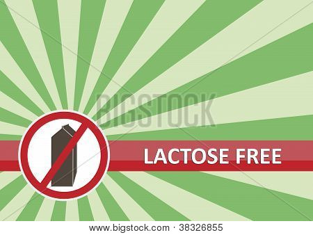 Lactose Free Banner