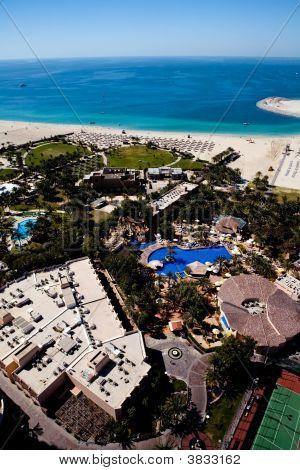 View Of Dubai Coast
