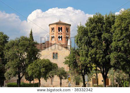 Chiesa Di San Stefano In Verona