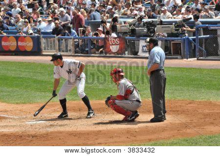 Yankees Game Ny