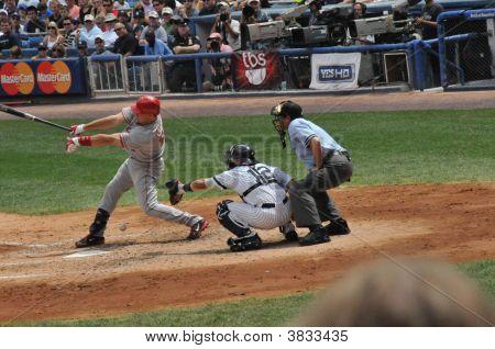 Yankees Angels Game Ny