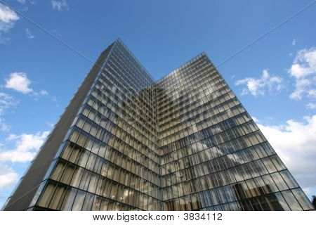 Paris Skyscraper