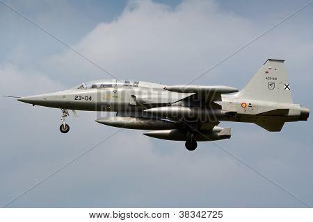 Spanish Air Force F-5