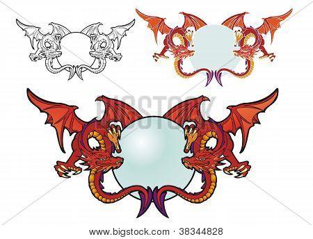 Dragões rubi