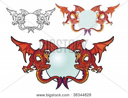Ruby Dragons