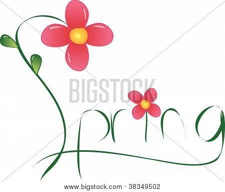 Spring Written