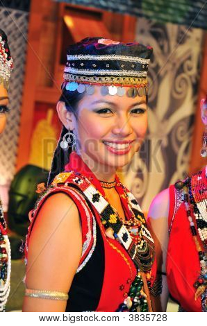 Bidayuh Beauty