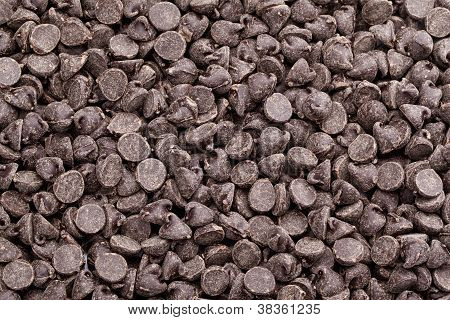 Heap Of Chocolate Chips