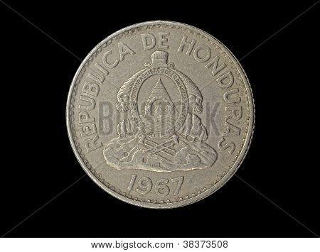 Honduras Ten Centavos Coin
