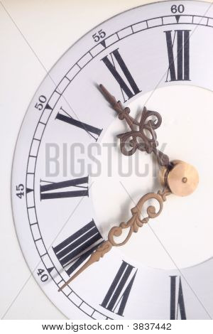 Time, Old Clock
