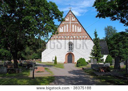 Steinkirche.