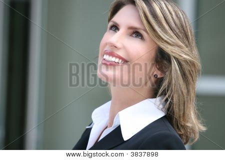 Headshot Of A Business, Corproate Woman