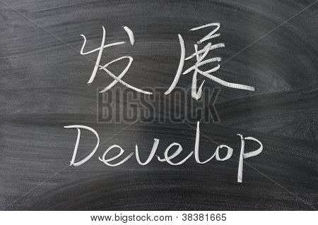 Bilingual Develop Word