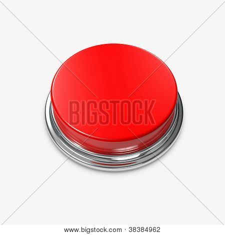 Red Alert Button Blank