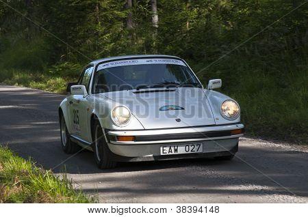 Porsche 911 Sc From 1981