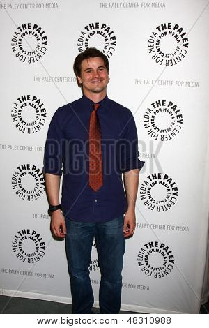 LOS ANGELES - JUL 16:  Jason Ritter arrives at