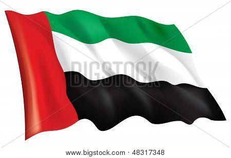 Flag of the United Arab Emirates - UAE