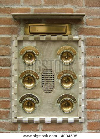 Door Intercommunication System In Venice