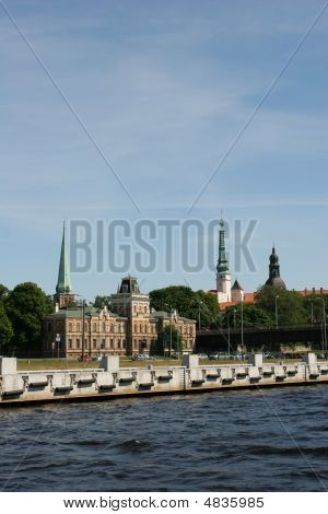 Old Riga View