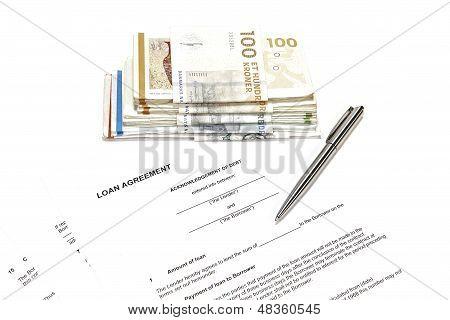 Money loaning