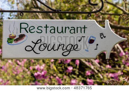 Restaurant, Lounge