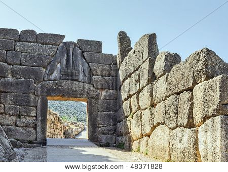 Mycenae, Greece