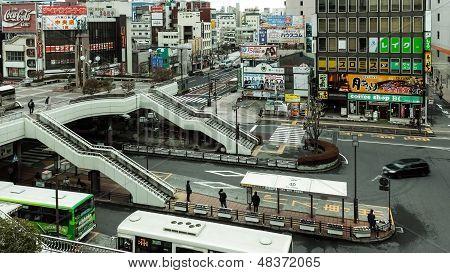T Utsunomiya Station