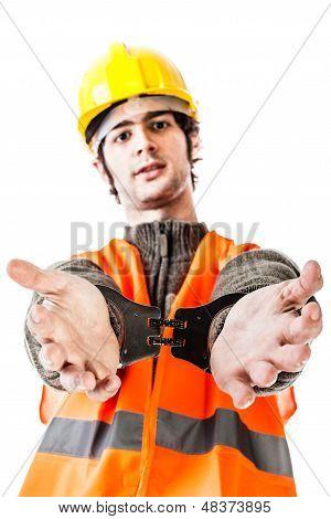 Arrested Foreman