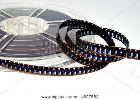 8 Mm Film On Reel 2