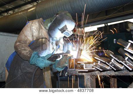 Factory Artisan Welding