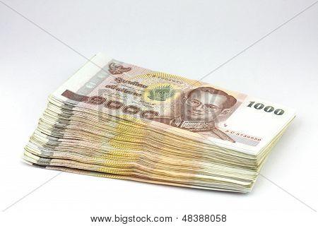 Baht Thai money