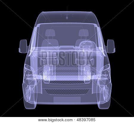 Business minibus